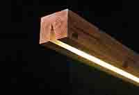 木头也能做灯具?这款高逼格照明灯让家居成为艺术