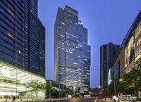 钱塘之滨,品质之光—杭州华润万象城二期泛光照明工程