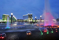 """景观照明机遇大,多家LED企业分得一杯""""羹""""!"""