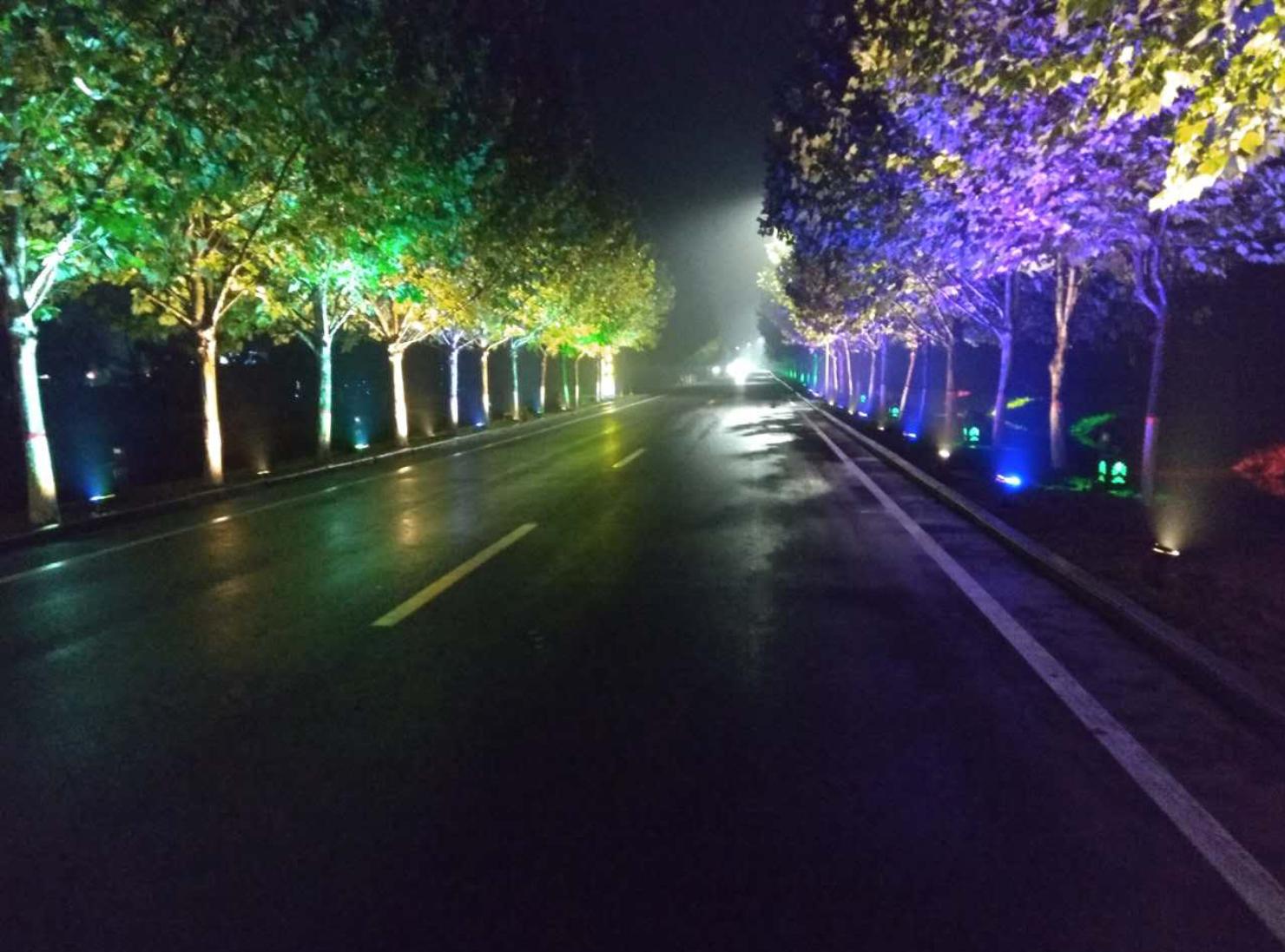 深度整合报告/2018景观照明、城市亮化行业分析