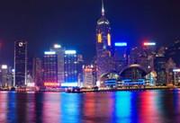 震惊了!我居然发现了香港维多利亚港的秘密