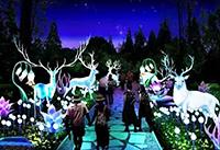 璀璨光华丨西峡灯光秀,点燃夏天不一样的激情!