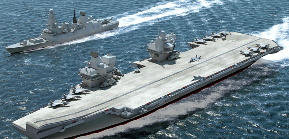 最大的海上照明合同?英国皇家海军875万元向这家公司订购10万支LED灯管