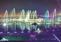 这样震撼美妙的南湖灯光夜景,你期待吗?