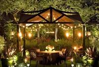 庭院灯光设计,整个院子都惊艳了??