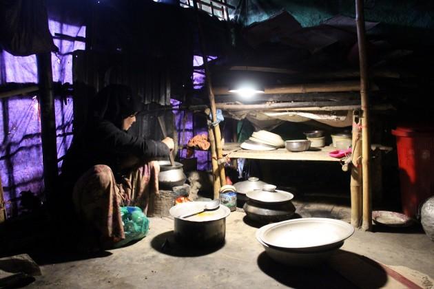 昕诺飞携手孟加拉国农村发展委员会,照亮46,000户罗兴亚家庭