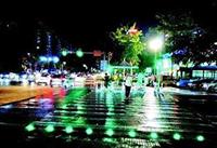 """专治低头族!惠州推出14个""""地面式""""人行信号灯"""
