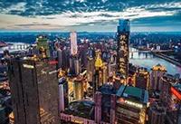 """""""两江四岸""""景观照明提档提质 ,""""重庆赏灯""""将成城市新名片!"""