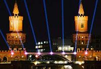 柏林灯光节,给你一场流光溢彩的视觉盛宴!
