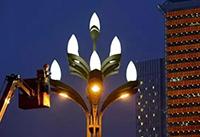 """大数据管理路灯,成都城市照明实现""""按需供给""""!"""
