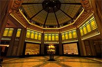 上海和平饭店一层八角中庭照明改造及光环境咨询项目—2018白玉兰照明奖申报项目