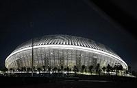 海口五源河体育场泛光照明工程—2018白玉兰照明奖申报项目