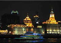上海黄浦江两岸景观照明二期改造即将实施