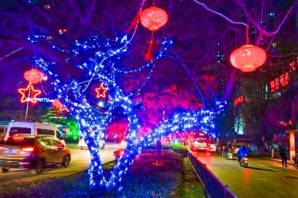 """夜太美!郑州街头夜景亮化升级 最全""""提亮""""工程分工和时间表出炉"""