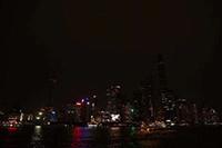 地球熄灯一小时 全球各地标志性建筑物准时熄灭景观灯