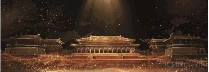 贵阳春节西南国际商贸城财神广场亮灯仪式灯光秀4.jpg